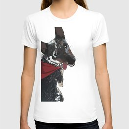 Adorable Dog Wrigley T-shirt