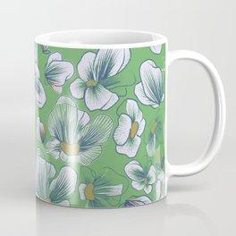 Whimsical Flowers Coffee Mug