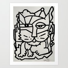 Urban Catatonic - Prints and Posters Signed by the Artist Art Print
