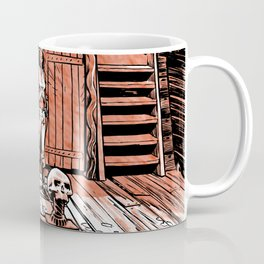 Sea of Red: Judgement Coffee Mug