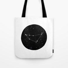Capricorn constellation star sign zodiac art gifts Tote Bag