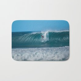 Surfing Bath Mat