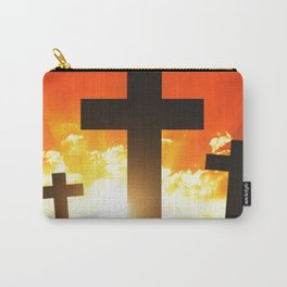 Good friday easter ressurection Carry-All Pouch