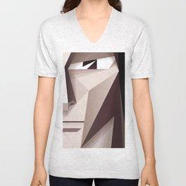 Cubistic Unisex V-Neck