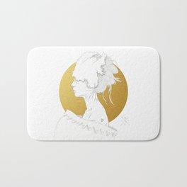 MELLOW GOLD (Steal My Body Home) Bath Mat