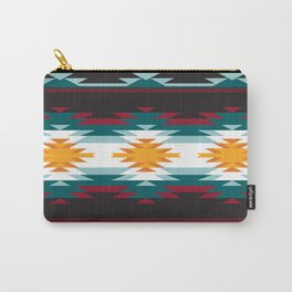 Native American Inspired Design Carry-All Pouch