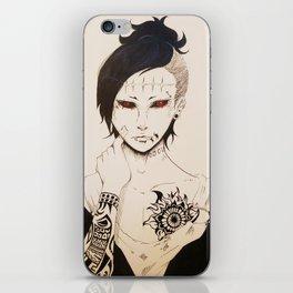 Uta iPhone Skin