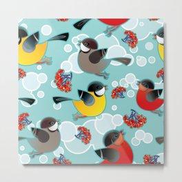 Birds Song Metal Print