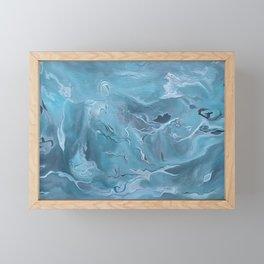 CRETE Framed Mini Art Print