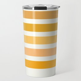Halloween Colors Art Print Travel Mug
