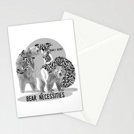 Bear Necessities #1 Bearly Secret Stationery Cards