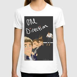 The One Direction T-shirt