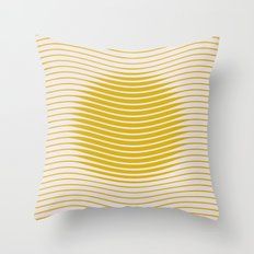 here come the sun Throw Pillow