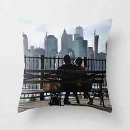 Our Favorite Spot Throw Pillow