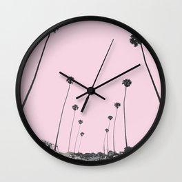 Palm Street Wall Clock