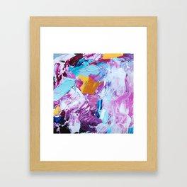 send more snail mail Framed Art Print