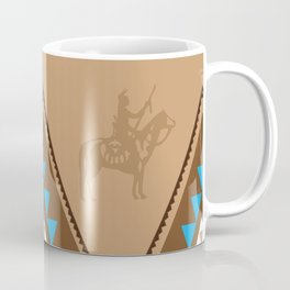 American Native Pattern No. 91 Coffee Mug