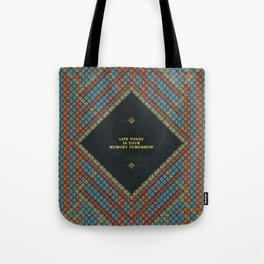 The Fledged. Tote Bag