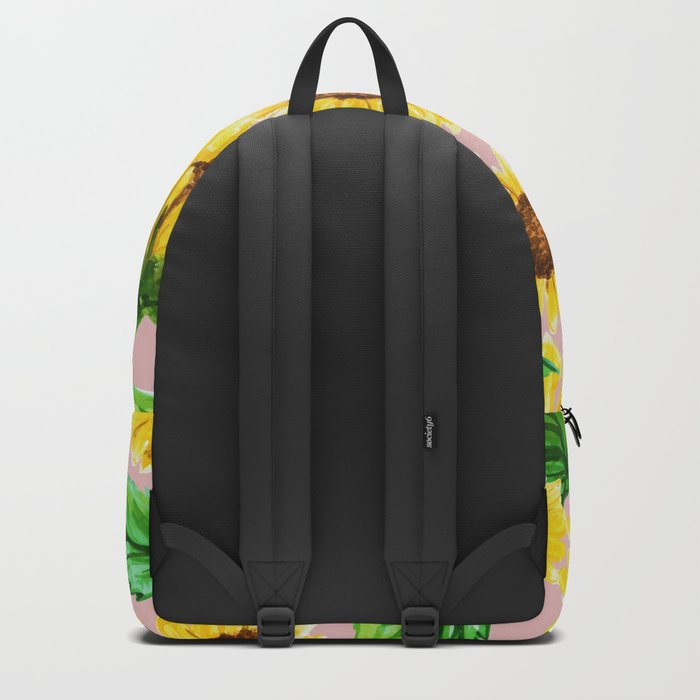 Sunny #society6 #decor #buyart Backpack