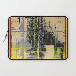 Sunday Morning - colour frame Laptop Sleeve