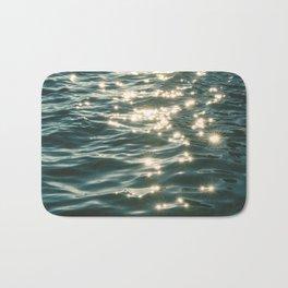 Ocean Sparkle Bath Mat
