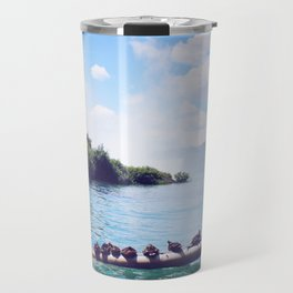 Ducks in Niagara Travel Mug