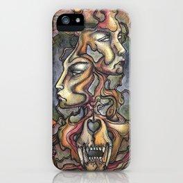 Elegiac iPhone Case