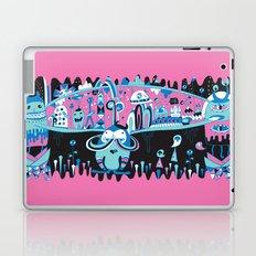 The city never sleep Laptop & iPad Skin