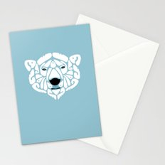 An Béar Bán (The White Bear) Stationery Cards