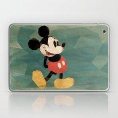 Mr. Mickey Mouse Laptop & iPad Skin