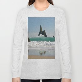 BroadHaven South Beach.Pembrokeshire.Wales. Long Sleeve T-shirt