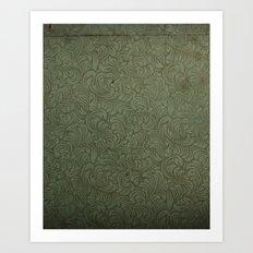 attic. Art Print