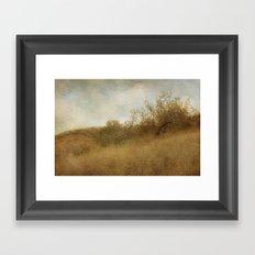The Magical Oak Tree Framed Art Print
