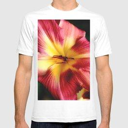Maroon Daylily T-shirt