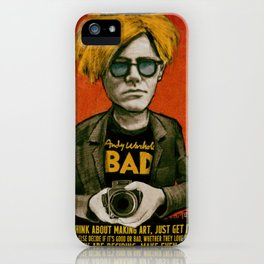 Andy iPhone Case