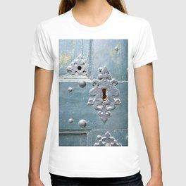 Old lock T-shirt