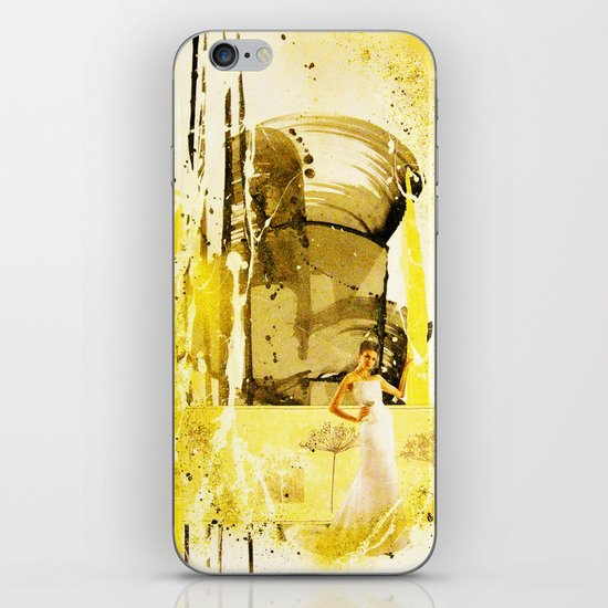 Between The Lines iPhone & iPod Skin