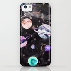 Marble Galaxy Slim Case iPhone 5c