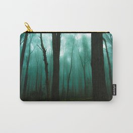 Scary Forest Carry-All Pouch