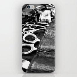 the kit iPhone Skin
