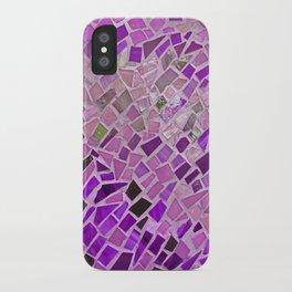 Friday Night Mosaic iPhone Case