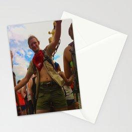 Bonnaroovian Dancing Man Stationery Cards