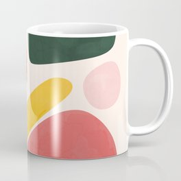Modern Shapes and Colors  Coffee Mug