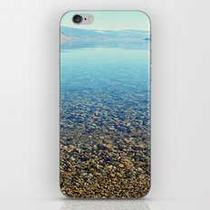 Clear & Calm iPhone & iPod Skin