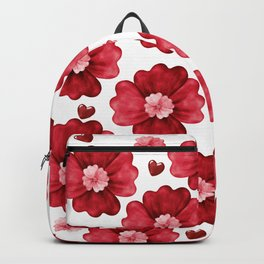 Red passion Backpack