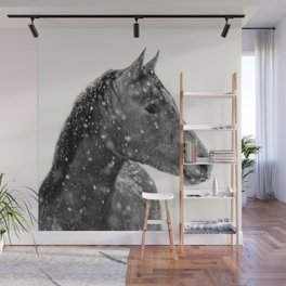 Horse Animal Photography Wall Mural