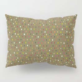 pip spot old gold Pillow Sham