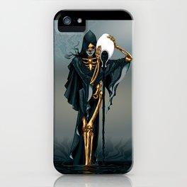 Revenge of Aquarius iPhone Case
