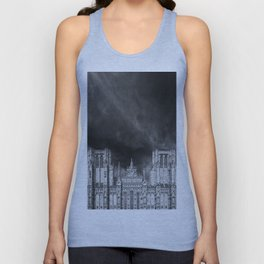 Wells Cathedral Unisex Tank Top