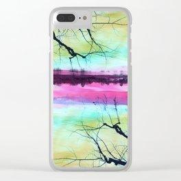 Washington Park Clear iPhone Case